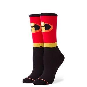 Stance Disney Pixar The Incredibles Womens Socks